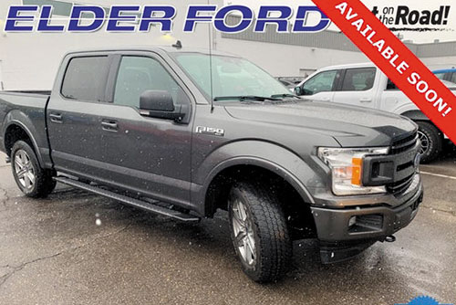 2019 F-150 XLT 4x4 $38,999 Sale Price At Elder Ford of Troy