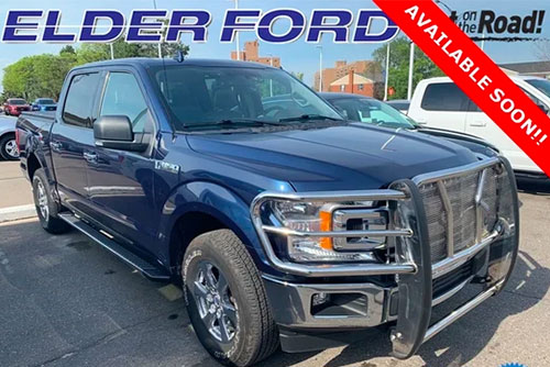 2018 F-150 XLT Sale Price $39,999 At Elder Ford of Troy