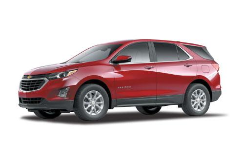 2021 Chevrolet Equinox LT FWD $189*/mo. Lease