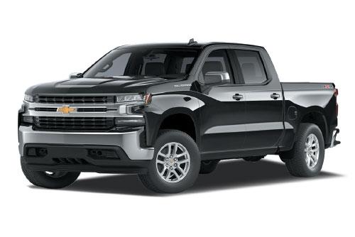 2021 Chevrolet Silverado 2FL Crew Cab 4x4 $199*/mo. Lease