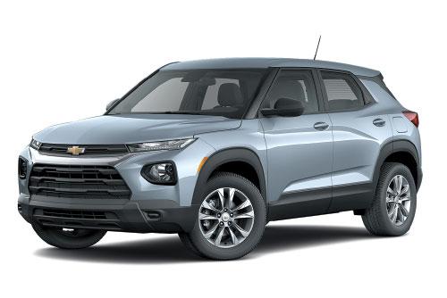 2021 Chevrolet Trailblazer LS $179/Month 36 Month Lease At Ed Rinke Chevrolet