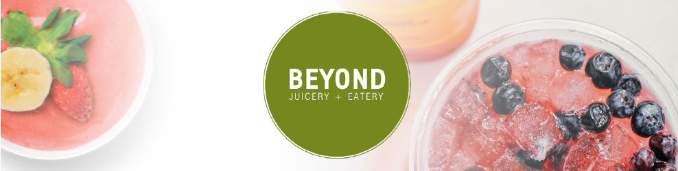 Beyond Juicery + Eatery in Troy, MI banner