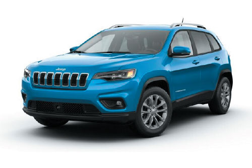 New 2021 Jeep Cherokee Latitude Lux $199.95/mo. Lease