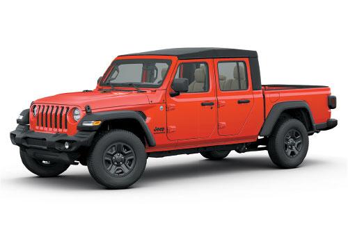 New 2021 Jeep Gladiator 4x4 $246.36*/mo. Lease
