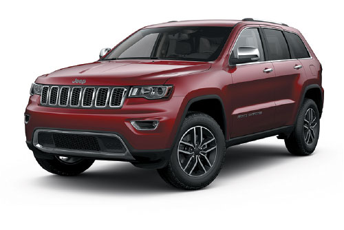 New 2021 Jeep Grand Cherokee Limited $235.72*/mo. Lease