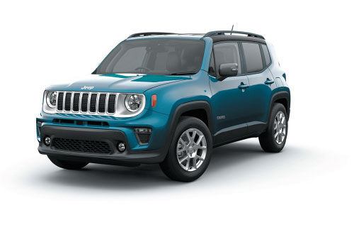 New 2021 Jeep Renegade Limited 4x4 $179.95*/mo. Lease