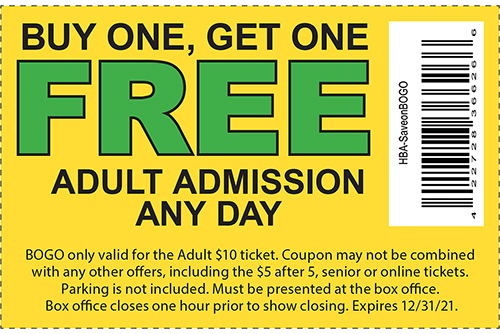Buy One, Get One FREE Adult Admission at The Novi Home & Garden Show